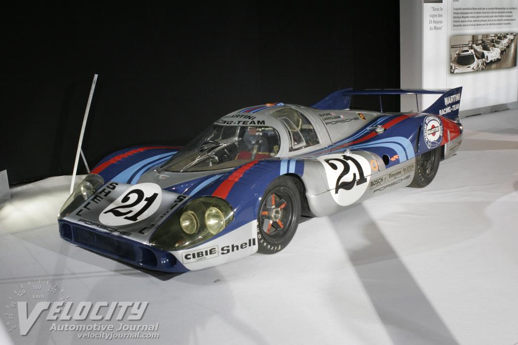 1971 Porsche 917LH