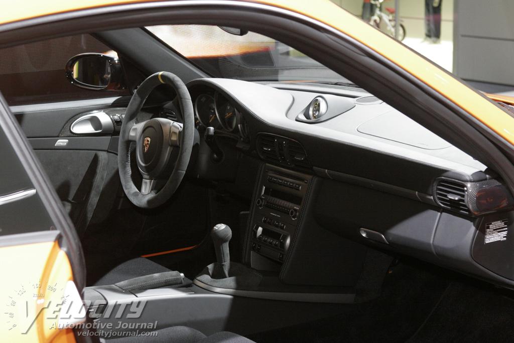2007 Porsche 911 GT3 RS Interior