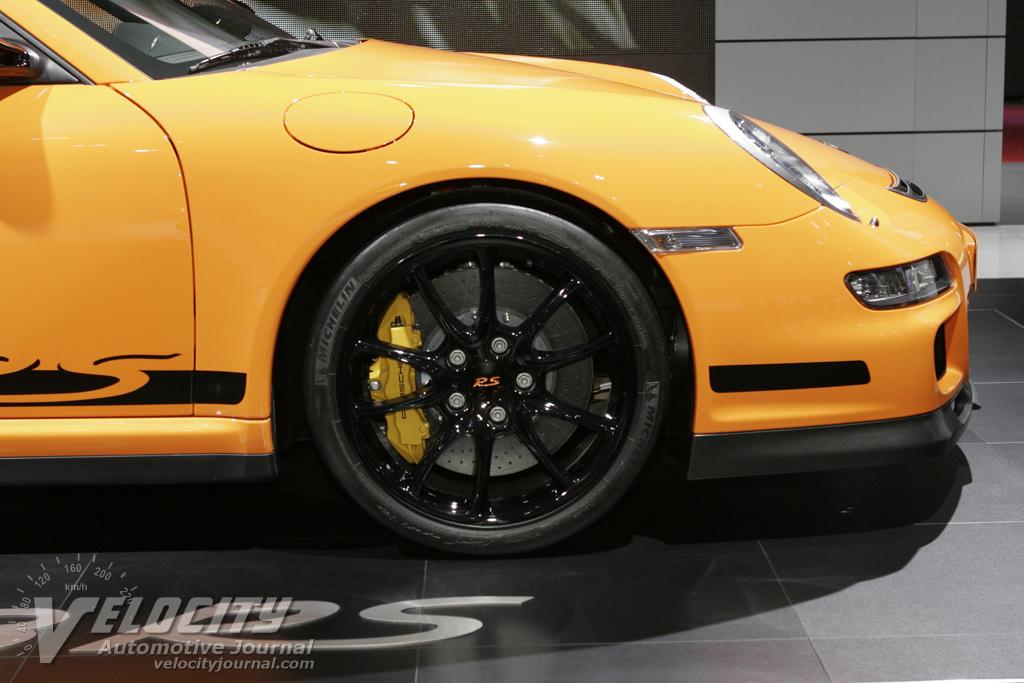 2007 Porsche 911 GT3 RS Wheel