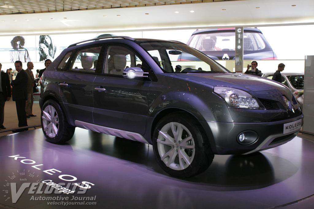 2006 Renault Koleos
