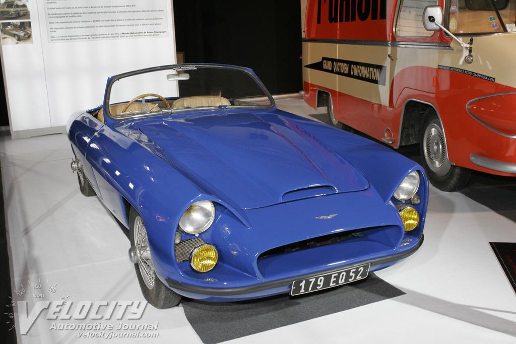 1953 Salmson 2300S Cabriolet Ph. Charbonneaux