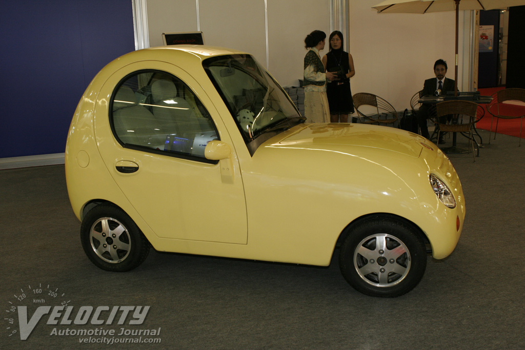 2006 Tang Hua Electric Car