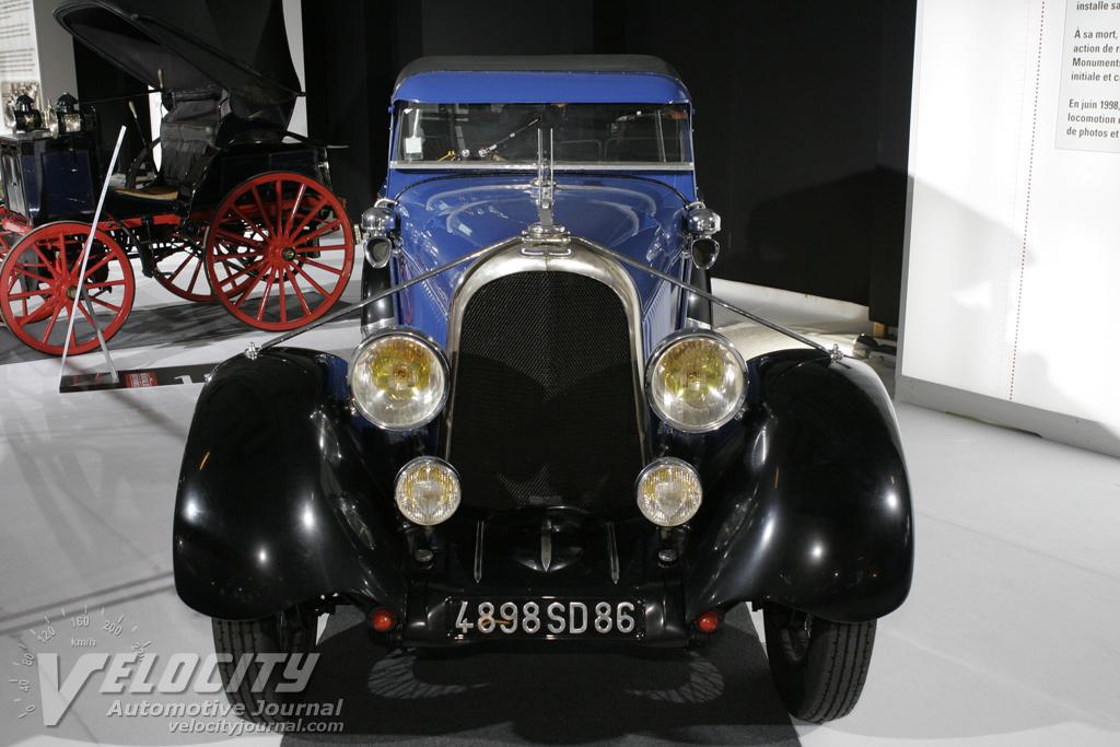 1929 Voisin C14 Coach