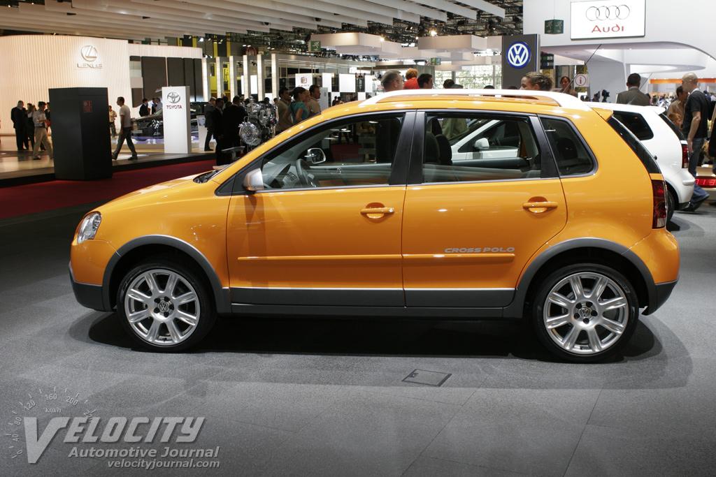 2007 Volkswagen CrossPolo