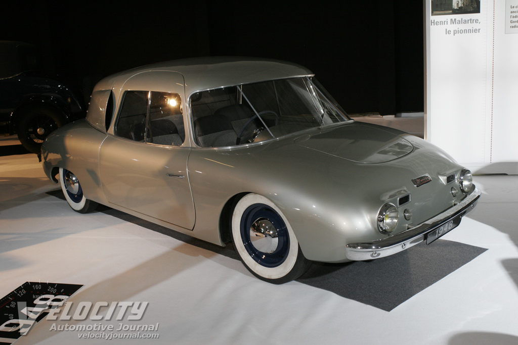 1948 Wimille Coupe Prototype No. 2