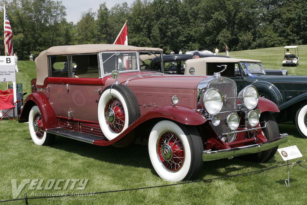 1931 Cadillac V16 All Weather Phaeton