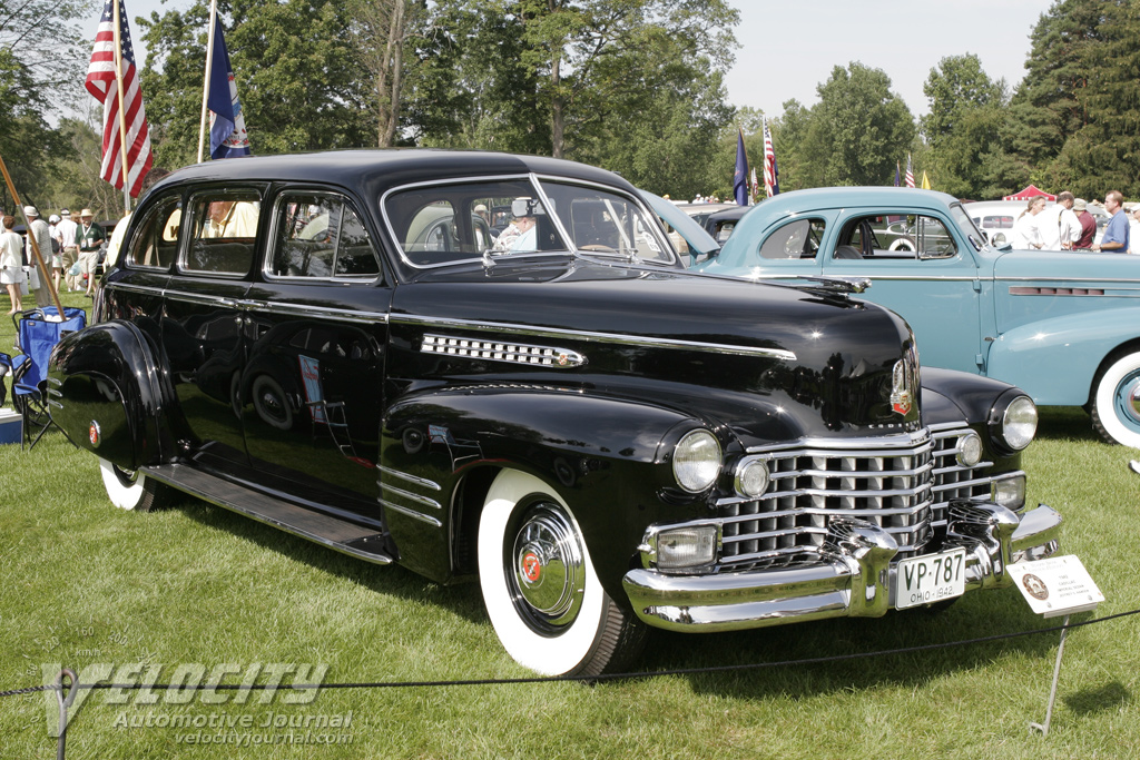 1942 Cadillac Series 75 Imperial Sedan