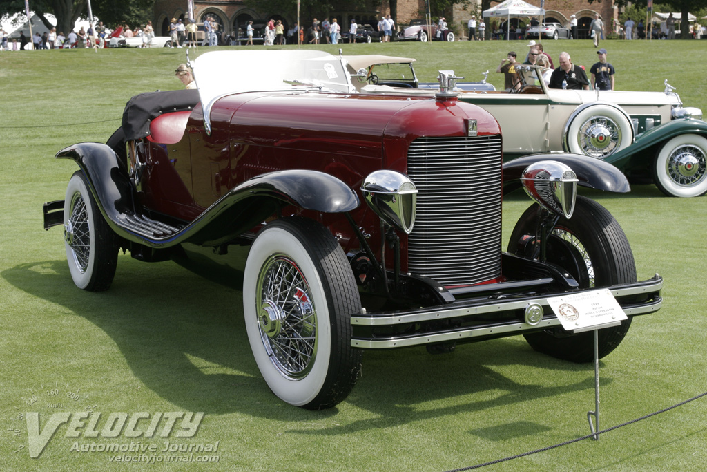 1929 Du Pont Model G Speedster