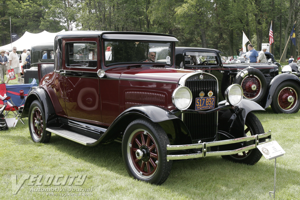 1930 Essex Coupe