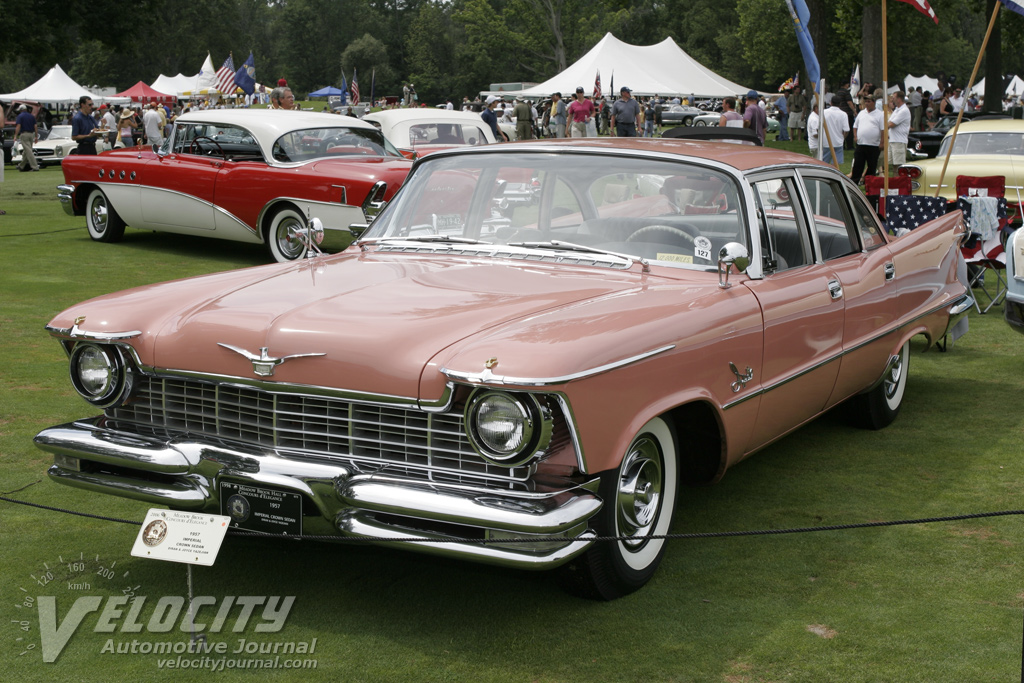 1957 Imperial Crown Sedan