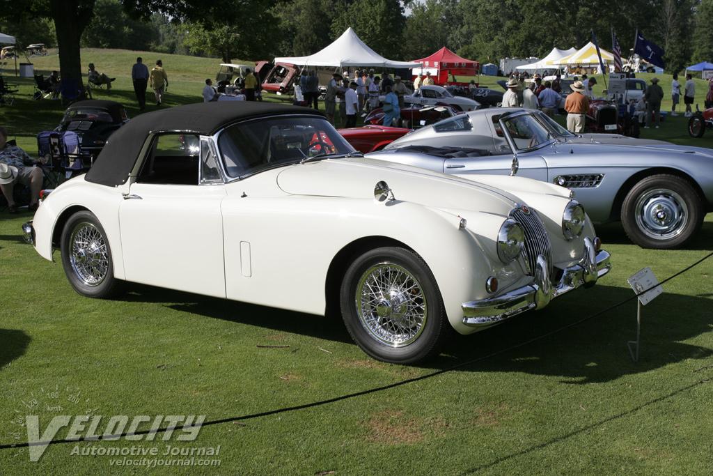1958 Jaguar XK150