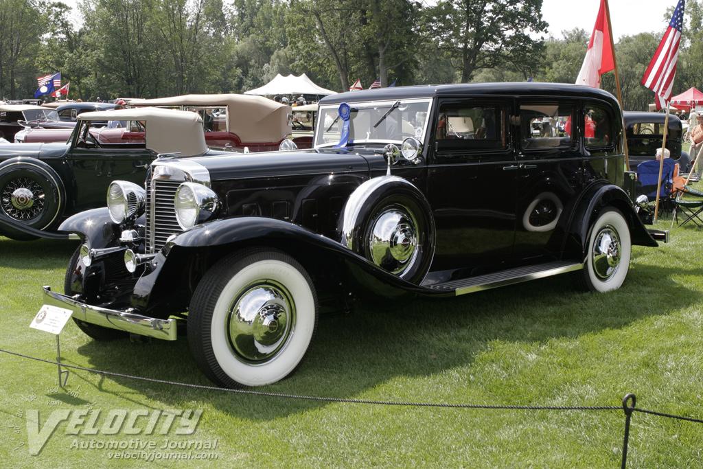 1931 Marmon 16 Limousine