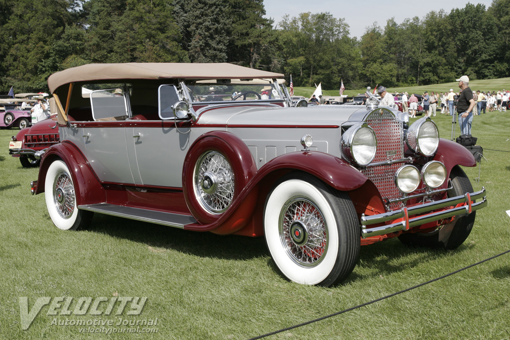 Picture Of 1930 Packard Phaeton