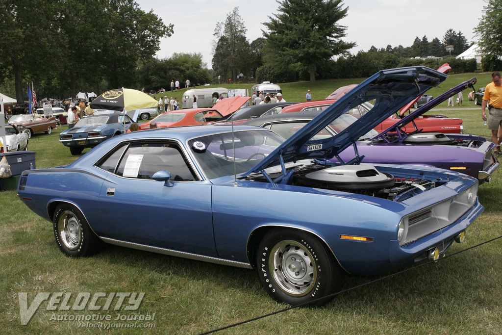 1970 Plymouth Barracuda Gran Coupe