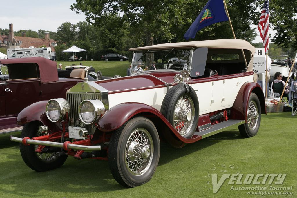 1926 Rolls-Royce Springfield Silver Ghost