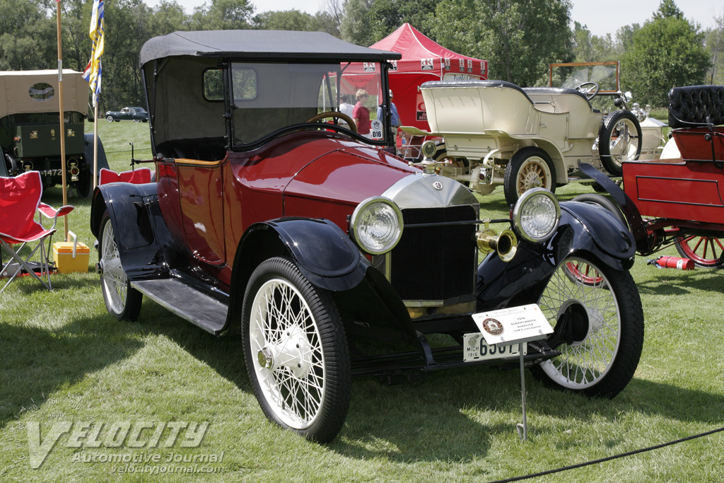 1916 Scripps-Booth Roadster