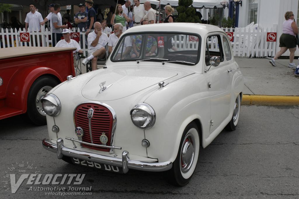 1953 Austin A35 2-door