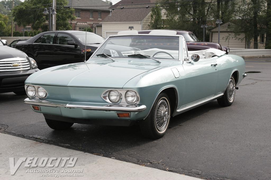 1968 Chevrolet Corvair Monza