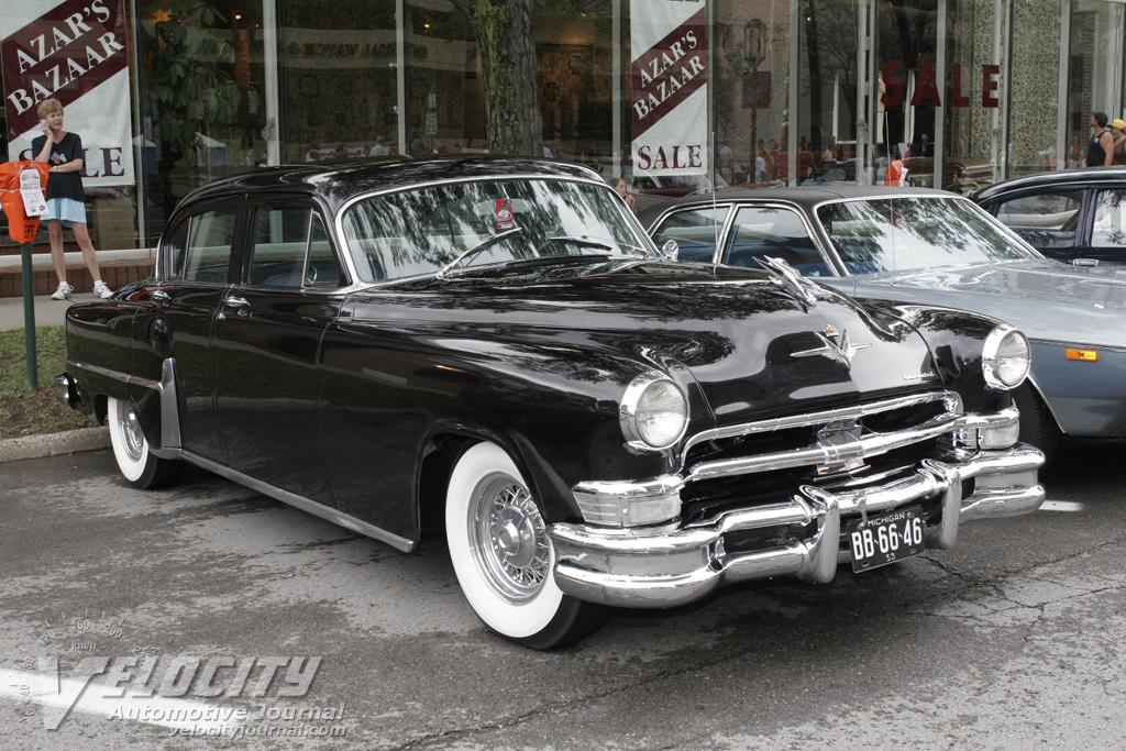1953 Chrysler Custom Imperial