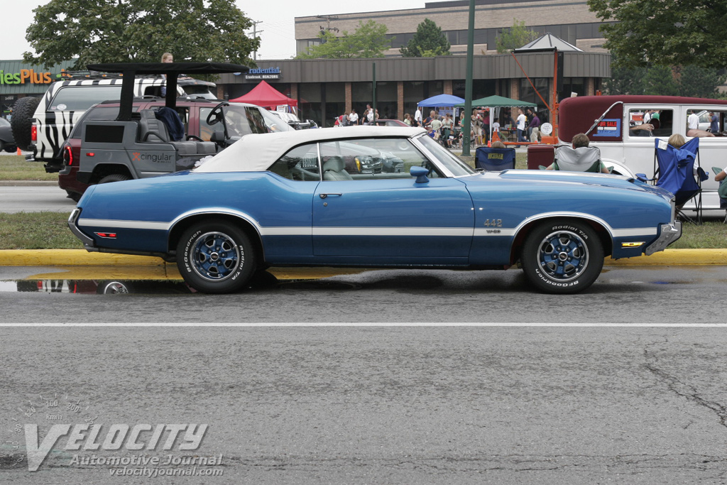 1971 Oldsmobile 4-4-2