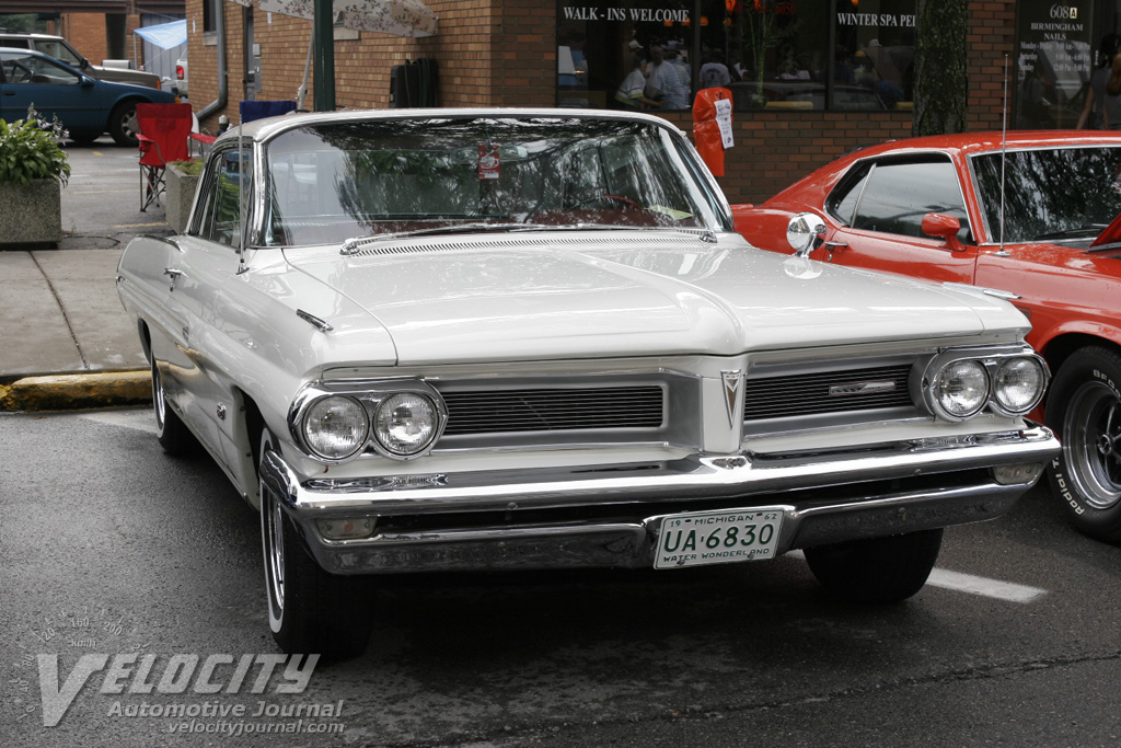 Picture of 1962 pontiac grand prix