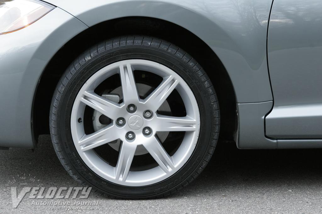 2007 Mitsubishi Eclipse Spyder GT Wheel