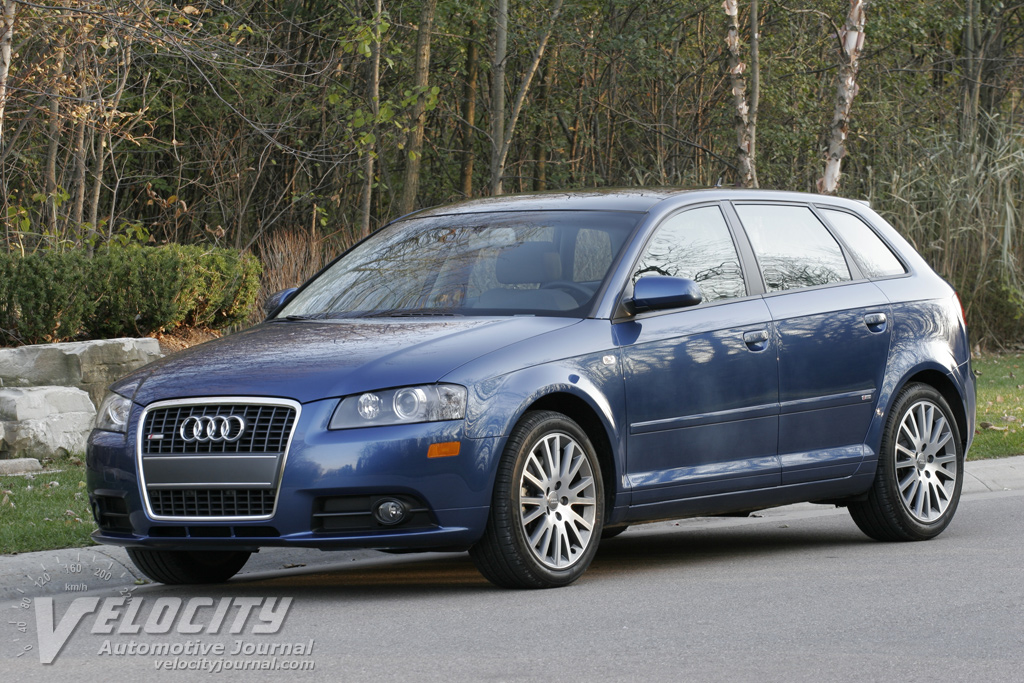 Picture Of 2007 Audi A3