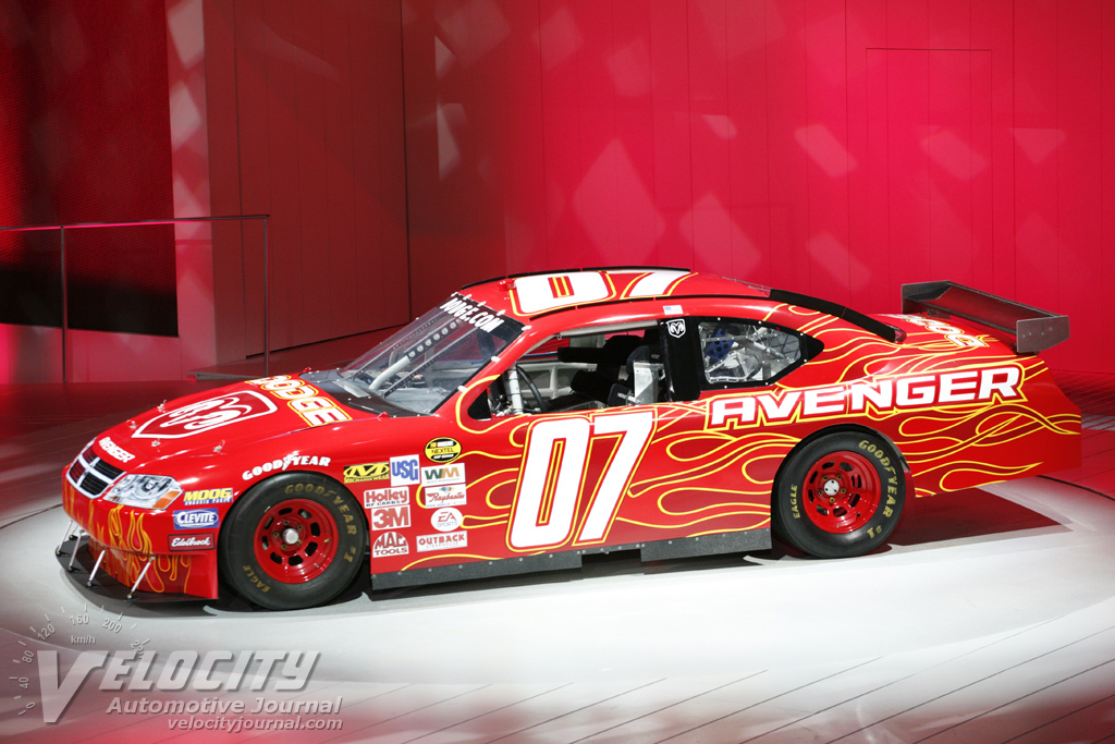 2007 Dodge Avenger Race Car