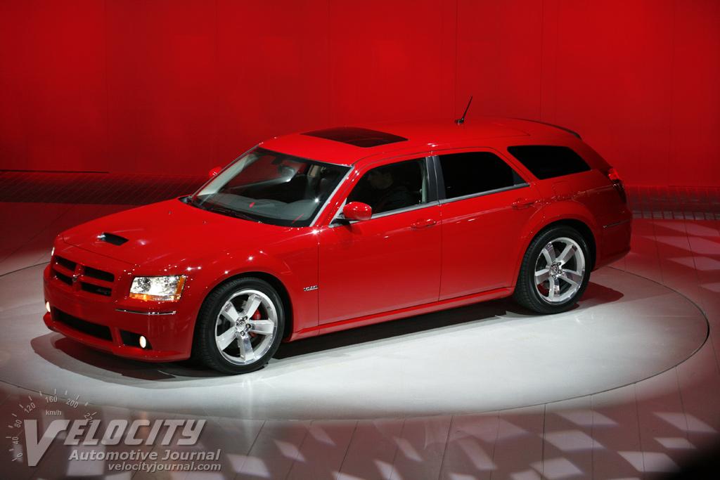2008 Dodge Magnum Pictures