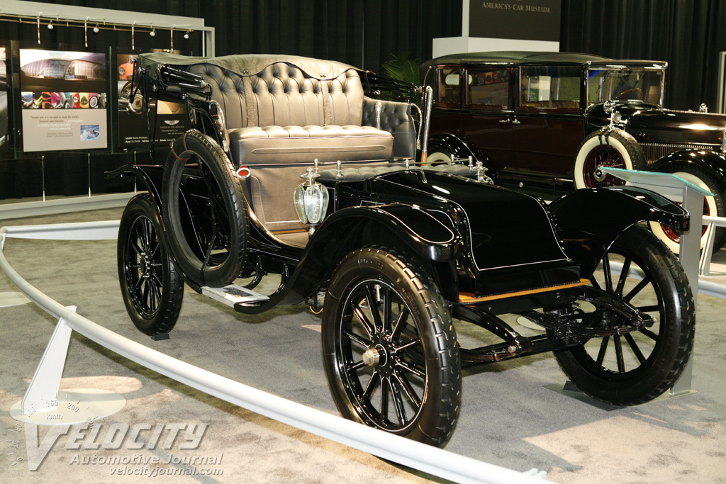 1912 Standard Electric Roadster