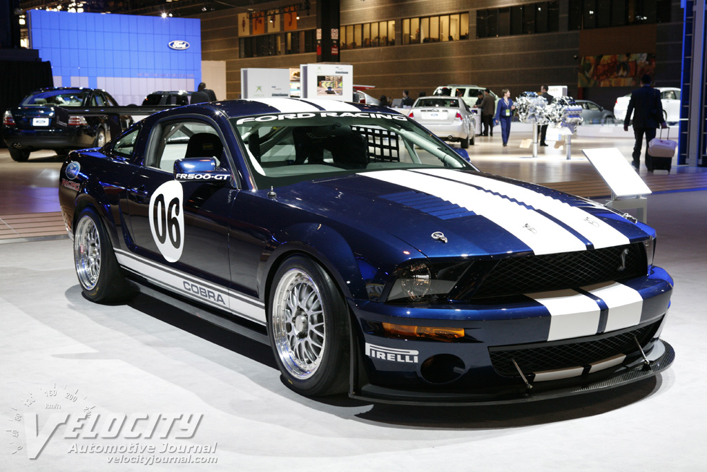 2007 Ford Shelby GT500 Racer