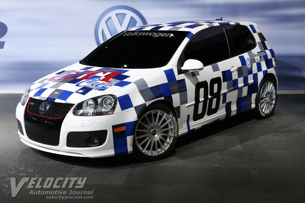 2008 Volkswagen GTI Cup Prototype