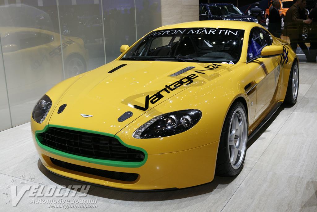 2007 Aston Martin Vantage N24