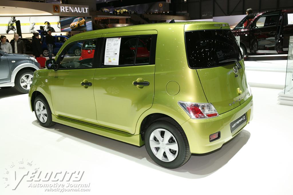 2007 Daihatsu Materia
