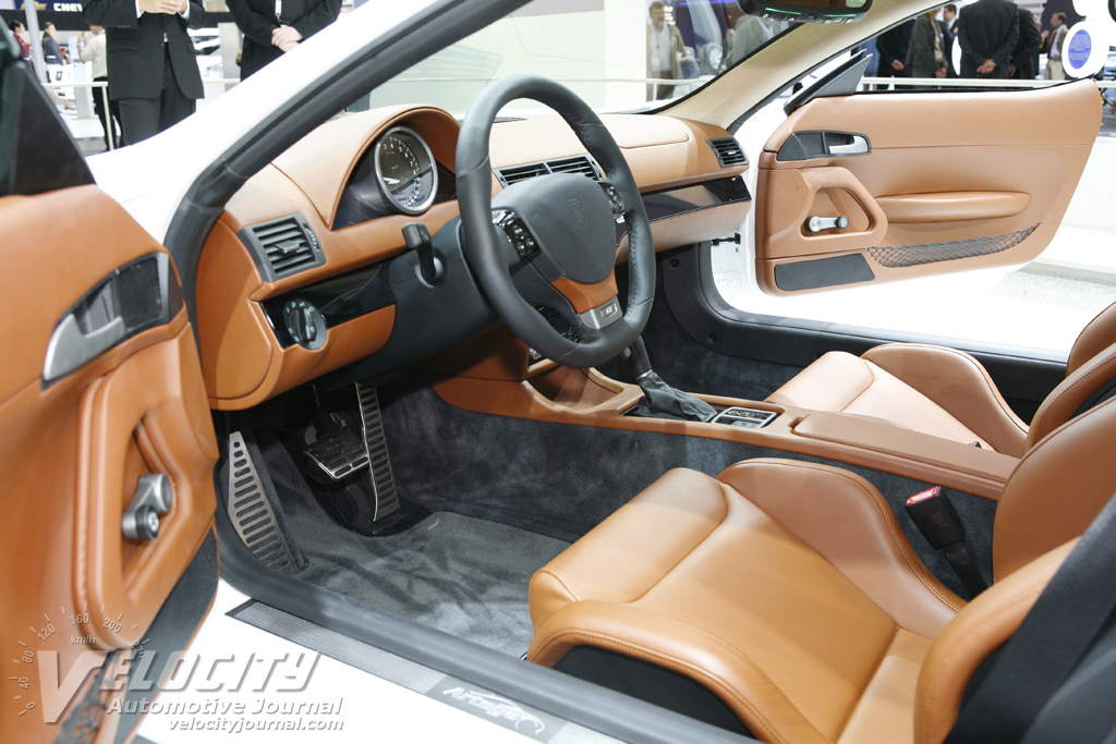 2007 Artega GT Interior