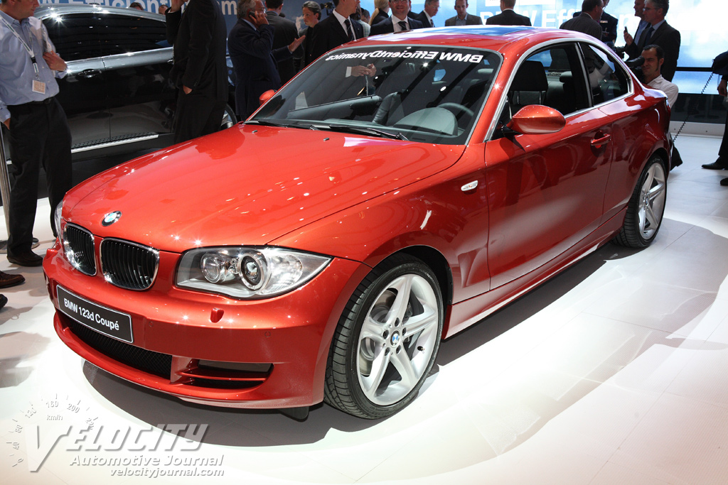 2009 BMW 1 Series Coupe