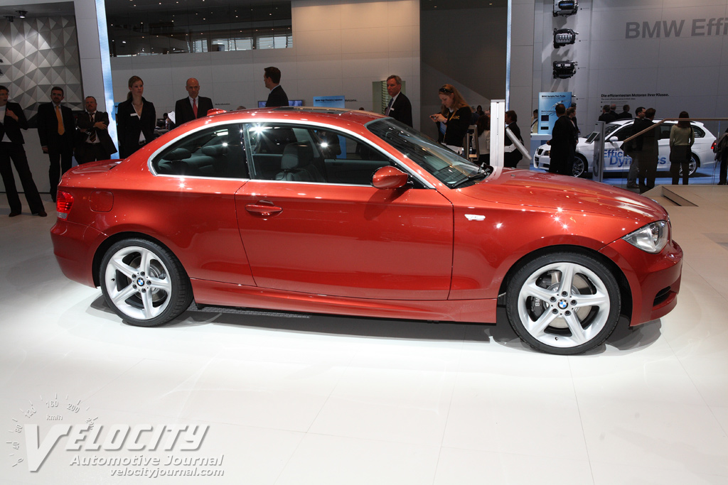 2009 BMW 1-Series Coupe