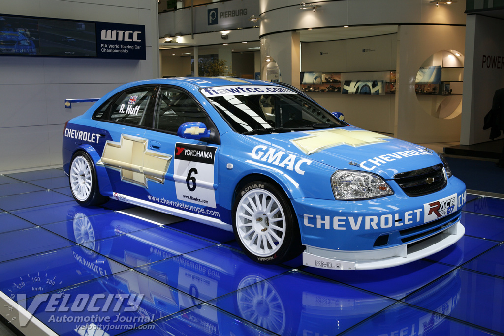 2007 Chevrolet WTCC Car