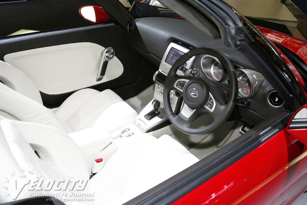 2007 Daihatsu OFC-1 Interior