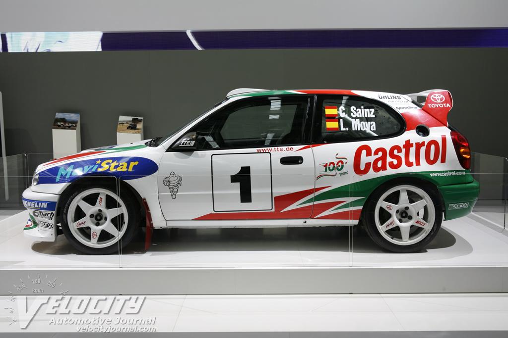 2000 Toyota Corolla WRC
