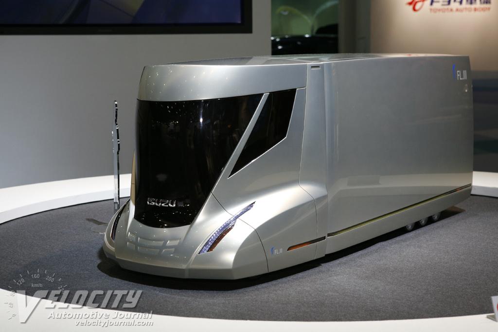 2007 Isuzu FL III
