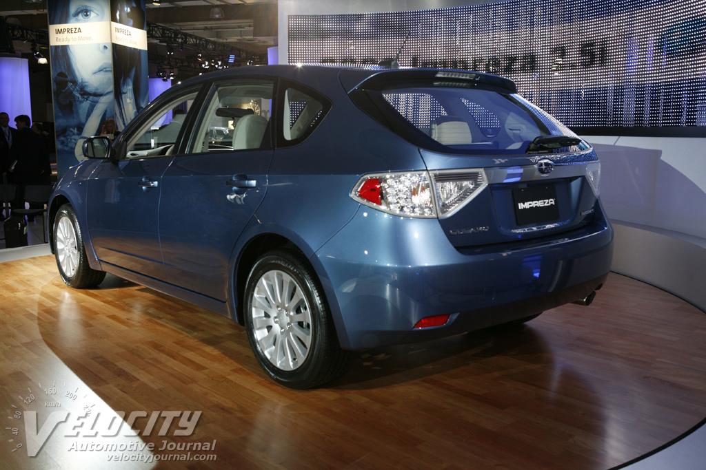 2008 Subaru Impreza 5d