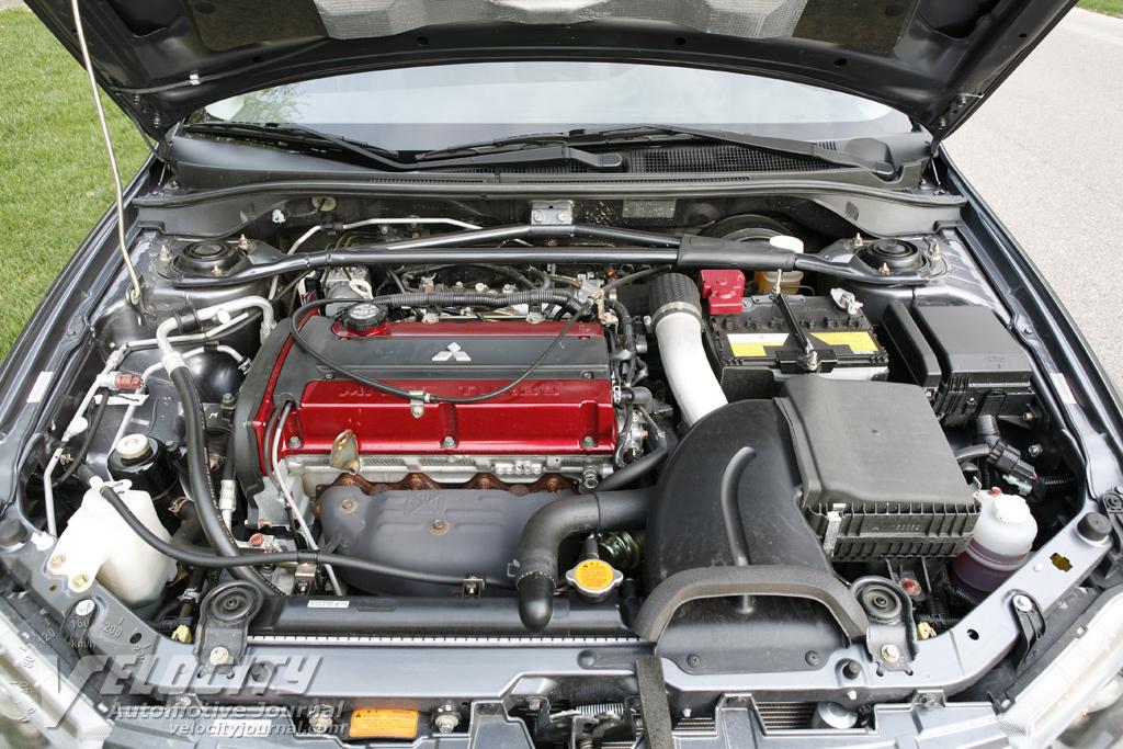 Picture Of 2006 Mitsubishi Lancer Evolution Ix