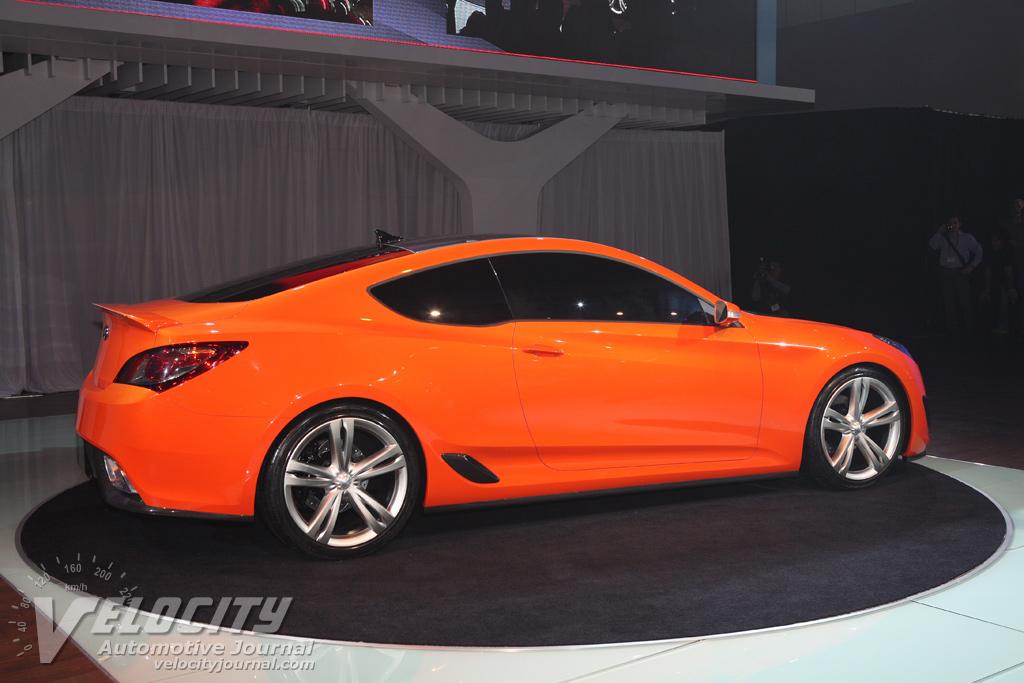 2007 Hyundai Genesis Coupe