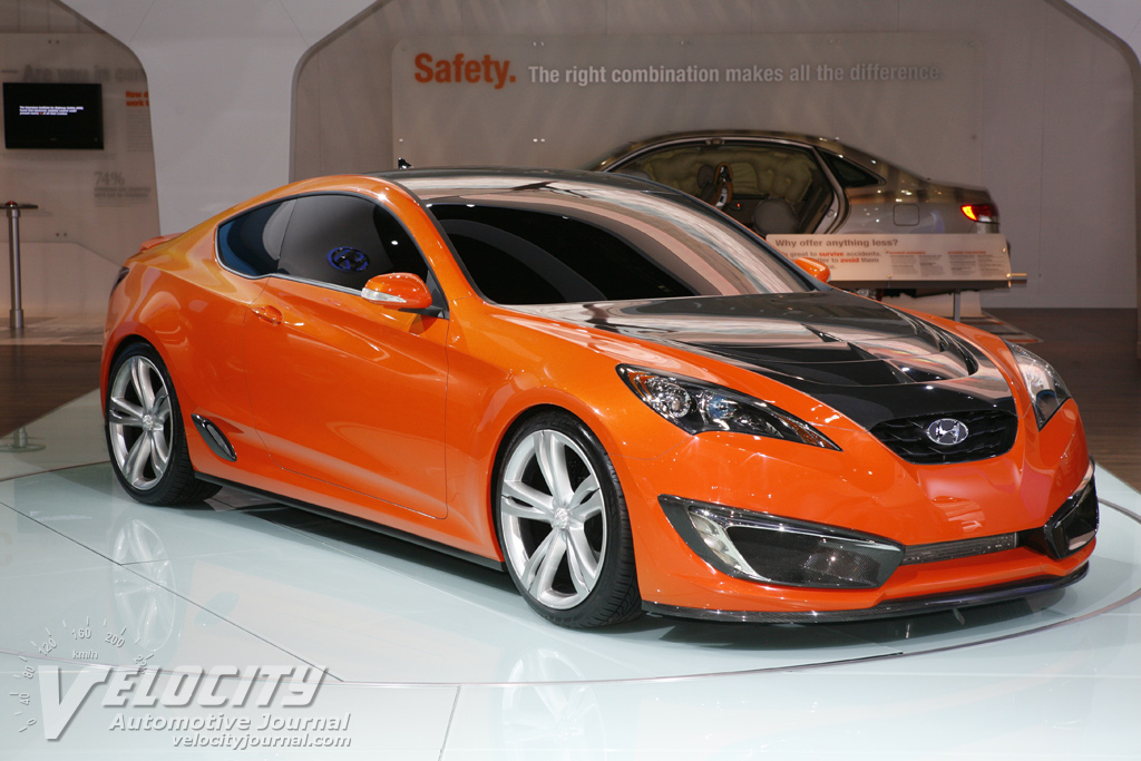 Picture Of 2007 Hyundai Genesis Coupe