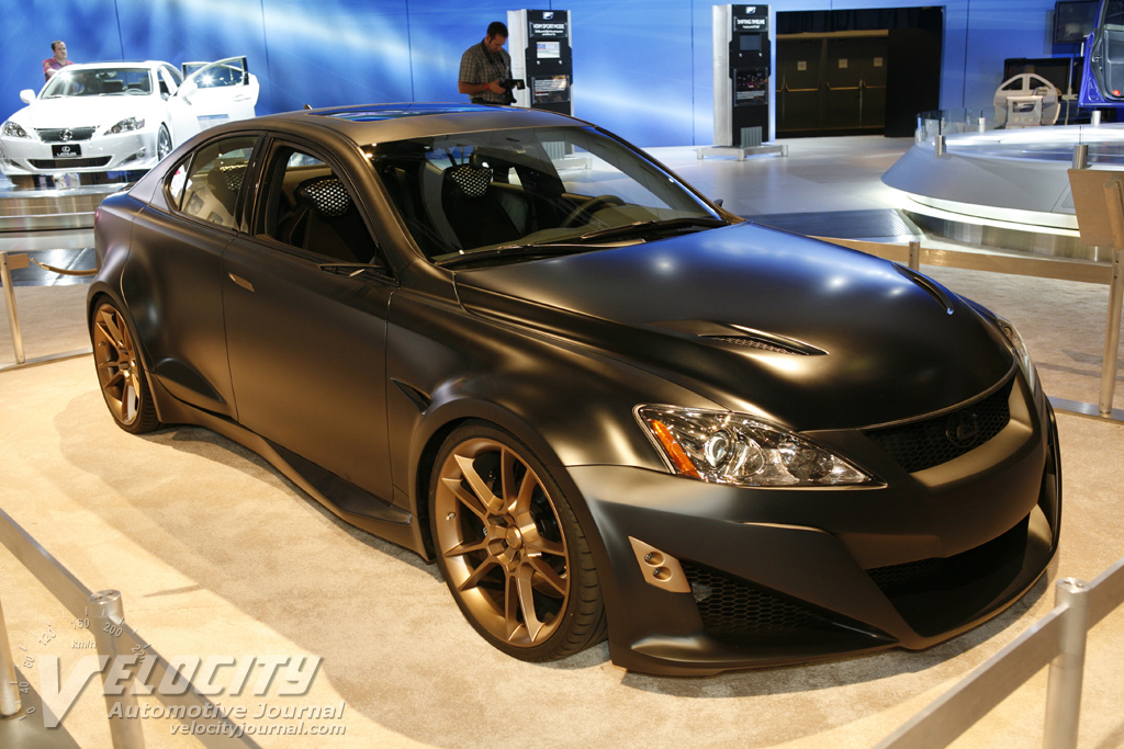 2007 Lexus Project IS F