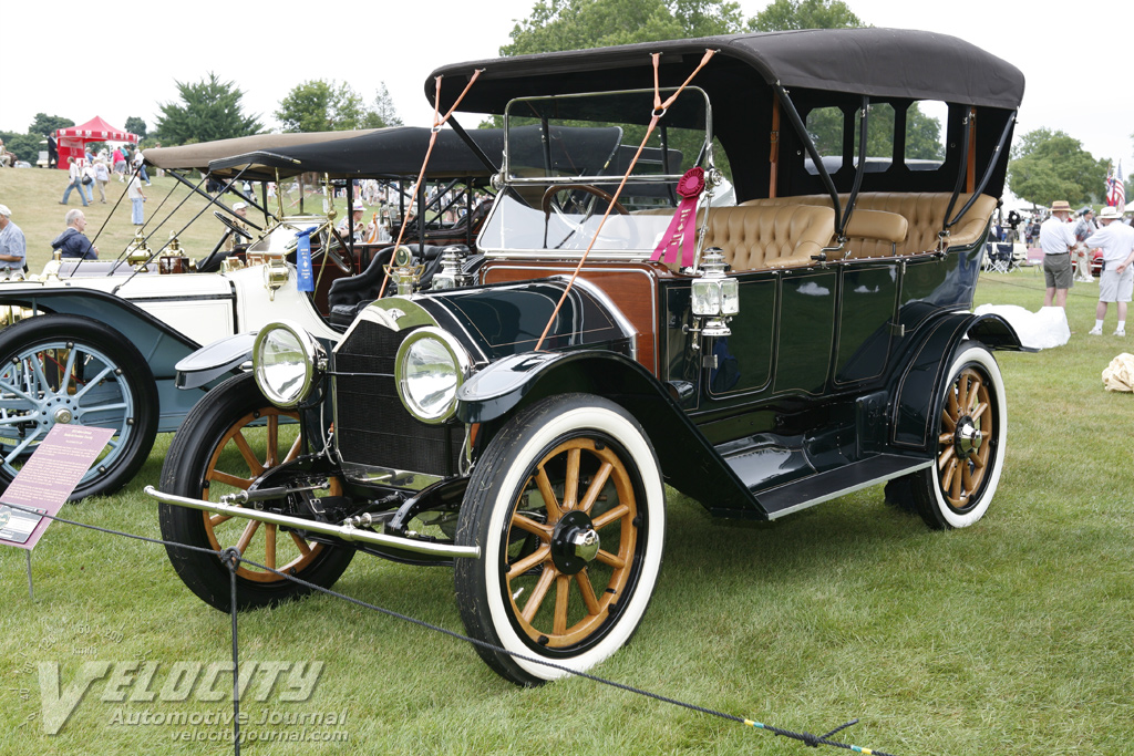 1912 Abbott-Detroit Model 44 Touring