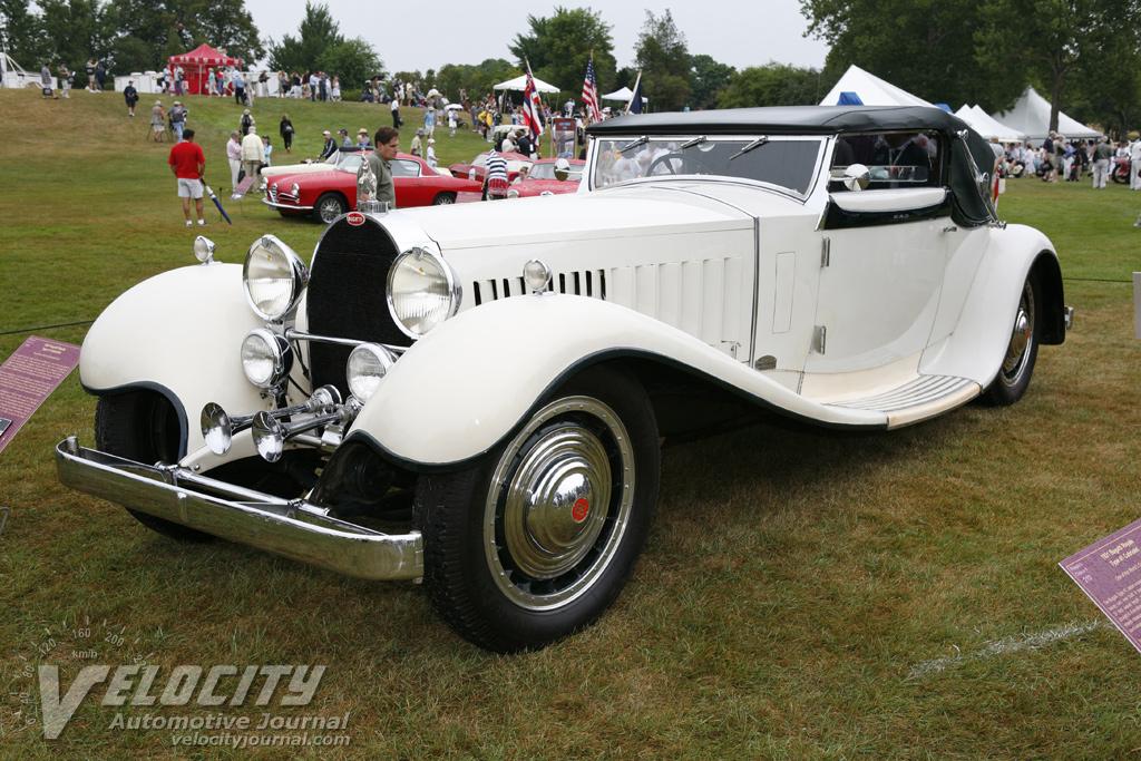 1931 Bugatti Royale Type 41 Cabrolet