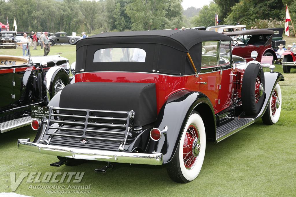 1930 Cadillac V-16 Phaeton Murphy
