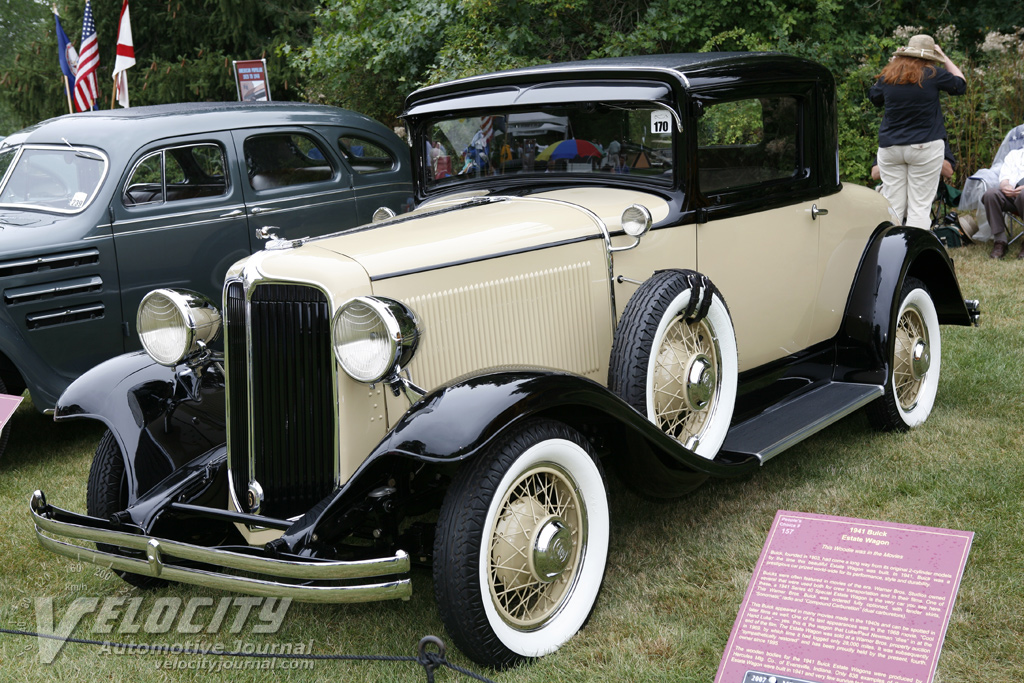 1931 Chrysler Series 70 Royal Coupe